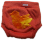 pom_shorty_polaire_oiseau_orange_XL2