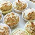 Cakes-muffins à la banane de valérie cupillard