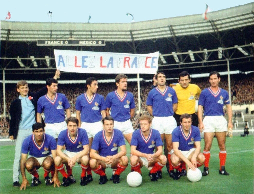 Coupe du Monde de Football 1966 : Le parcours de la France