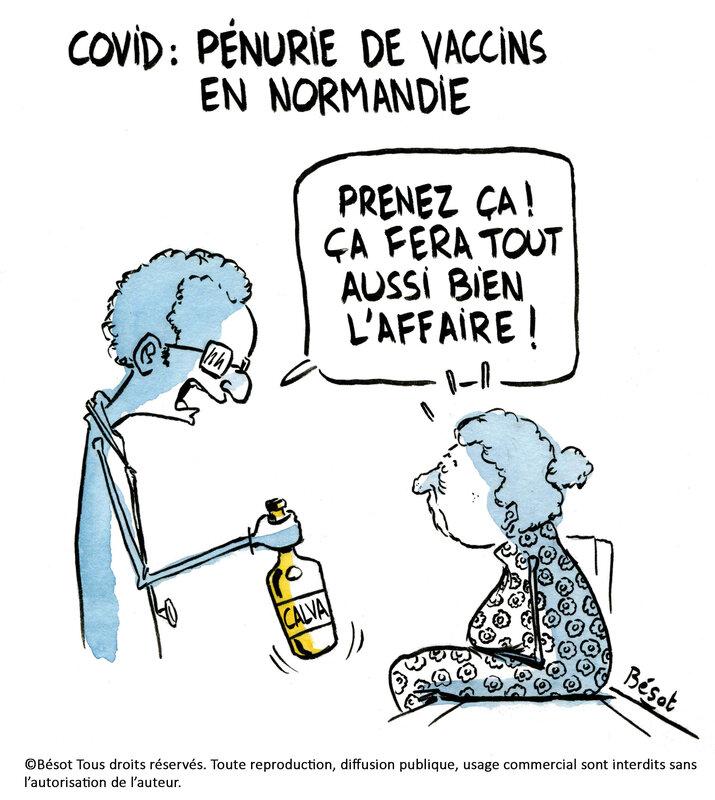 2021 03 11 - pénurie vaccins - besot version blog