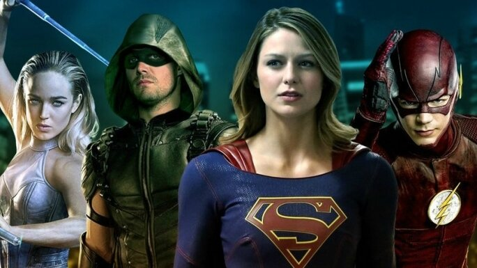 Arrow - Saison 6 et Supergirl débarquent sur Netflix France