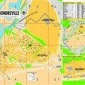 Des plans de commune : gondreville (54)