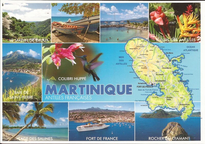 972 martinique'