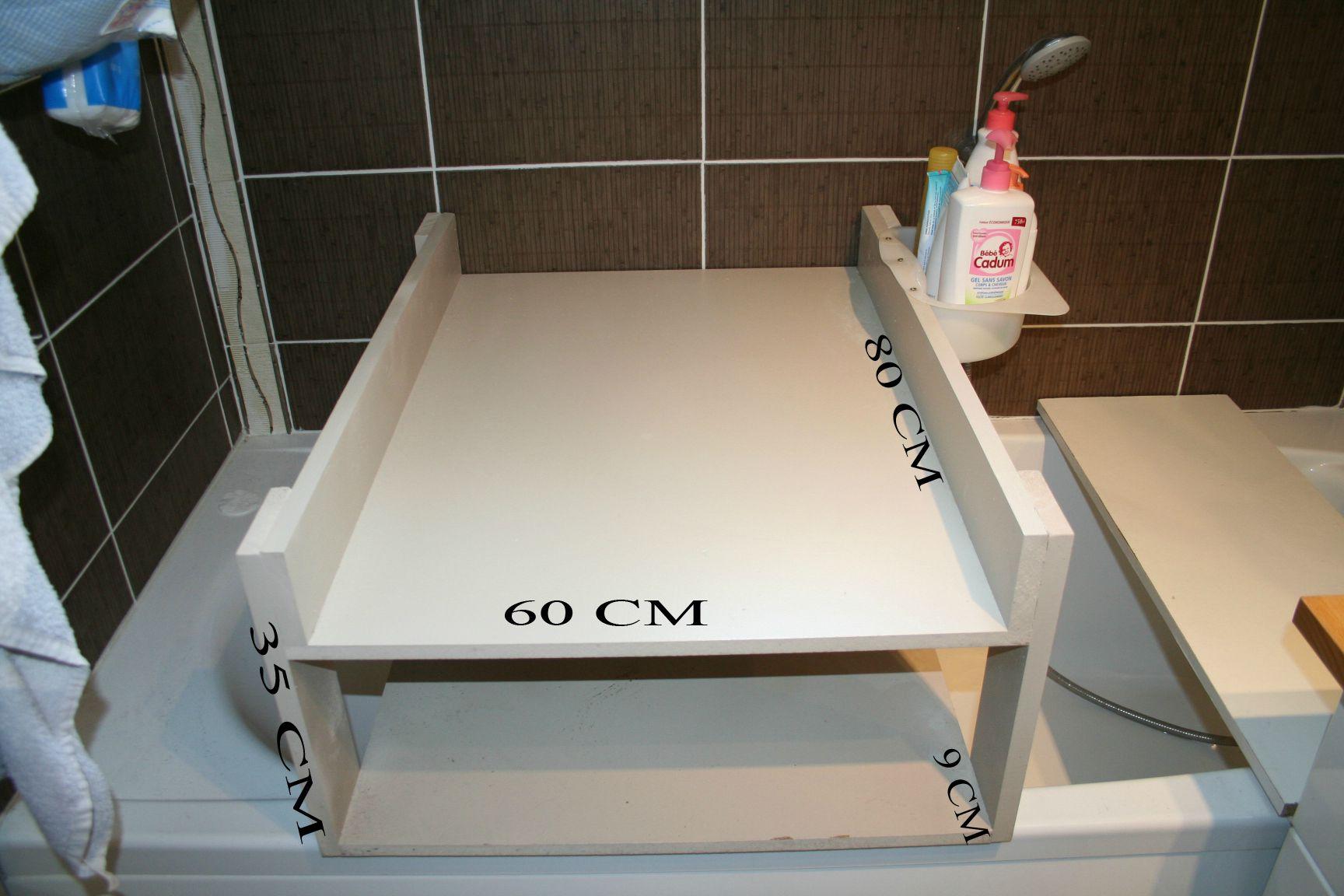 Table A Langer Pour Baignoire C Est La Vie Lili