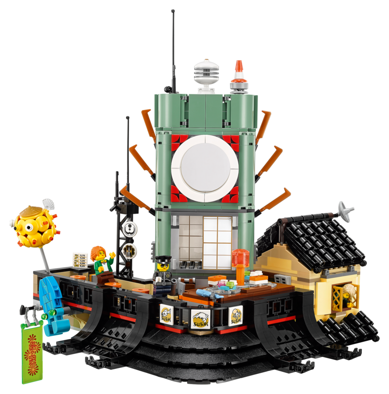 LEGO-70620-Ninjago-City-Roof