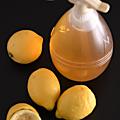 Ni à boire, ni à siroter : vinaigre aux agrumes pour ménage écolo