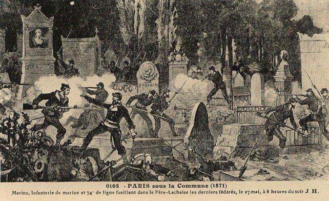 Père Lachaise 1871