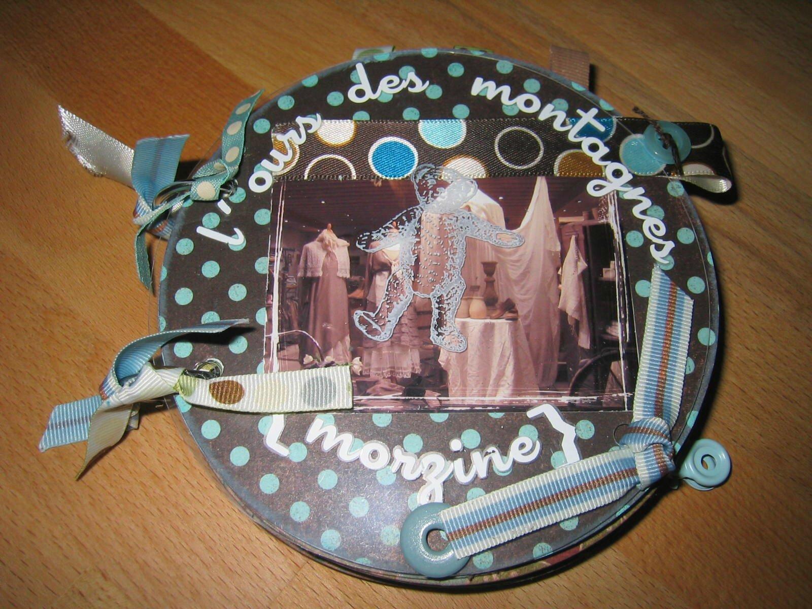 Album cd - la boite à coco