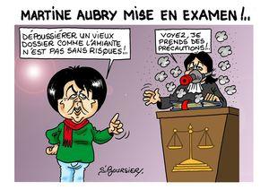 AUBRY Amiante