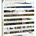 Architectures volume 10, une collection référence sur l'architecture