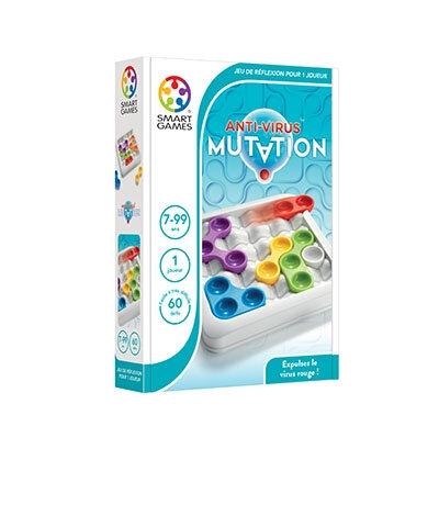 Boutique jeux de société - Pontivy - morbihan - ludis factory - Antivirus mutation