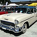 Chevrolet bel air 4door sedan-1955