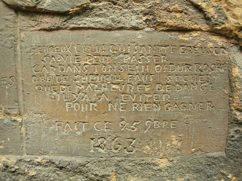 inscription de carrier D