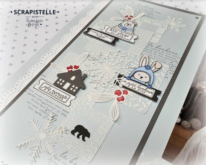 Scrapistelle Florilèges Design 30 01 20