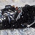 Bracelet féerie black