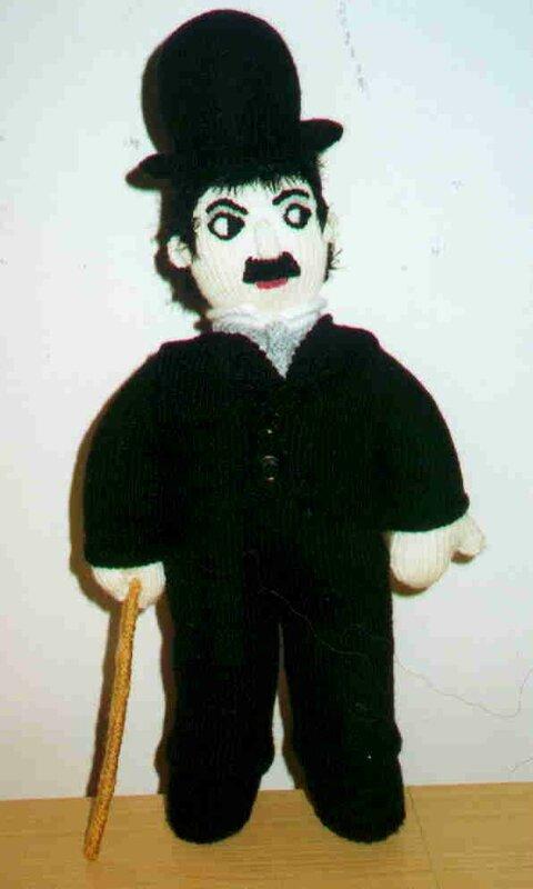 Traduction Charlie Chaplin - Aussie Jean's