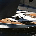 Kiboko sw 94 was awarded best sailing yacht over 24 mt.