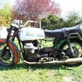 Guzzi v7 ultra top restauration...