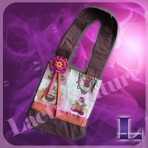 tablier mufin sac