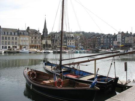 Honfleur_port