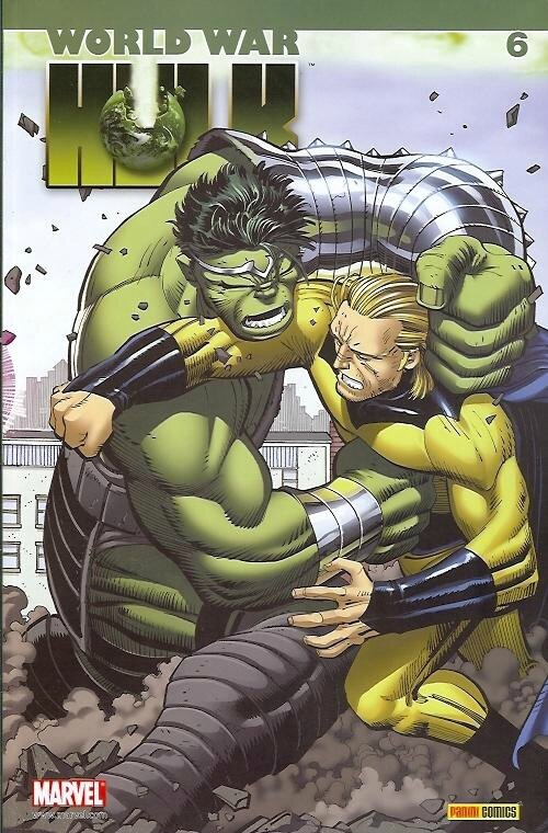 panini world war hulk 6