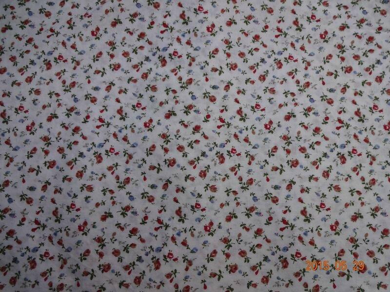 tissu à fleurs pour robe