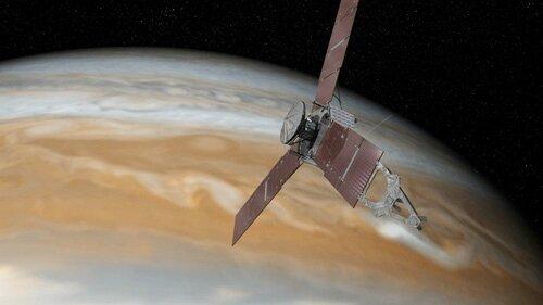 Jupiter sonde Juno
