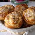 Façonnage de petits pains # 2 en forme de fleur tressée : de magnifiques hallots pour épater vos invités !