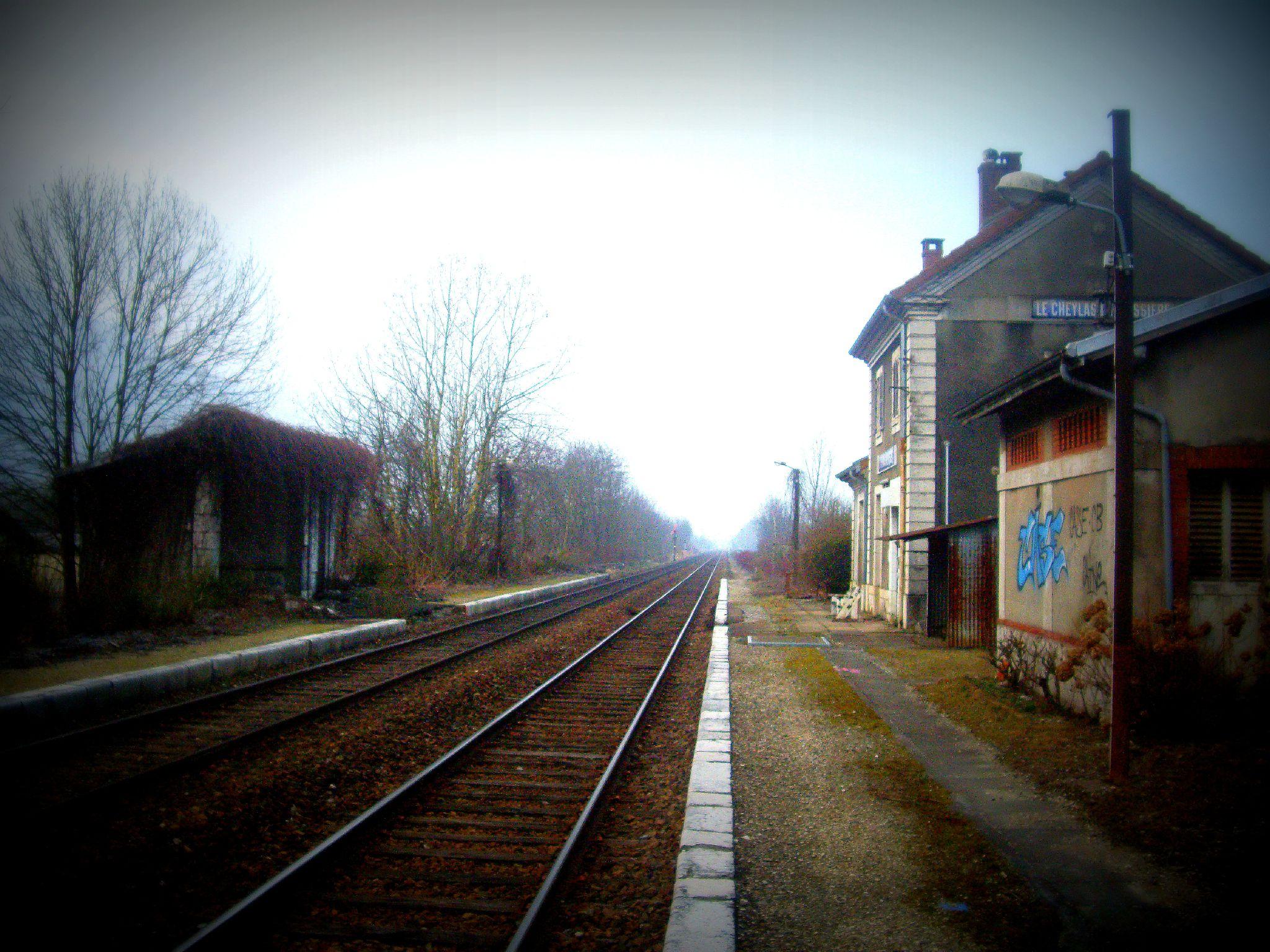 Le Cheylas-La-Buissière (Isère -38)