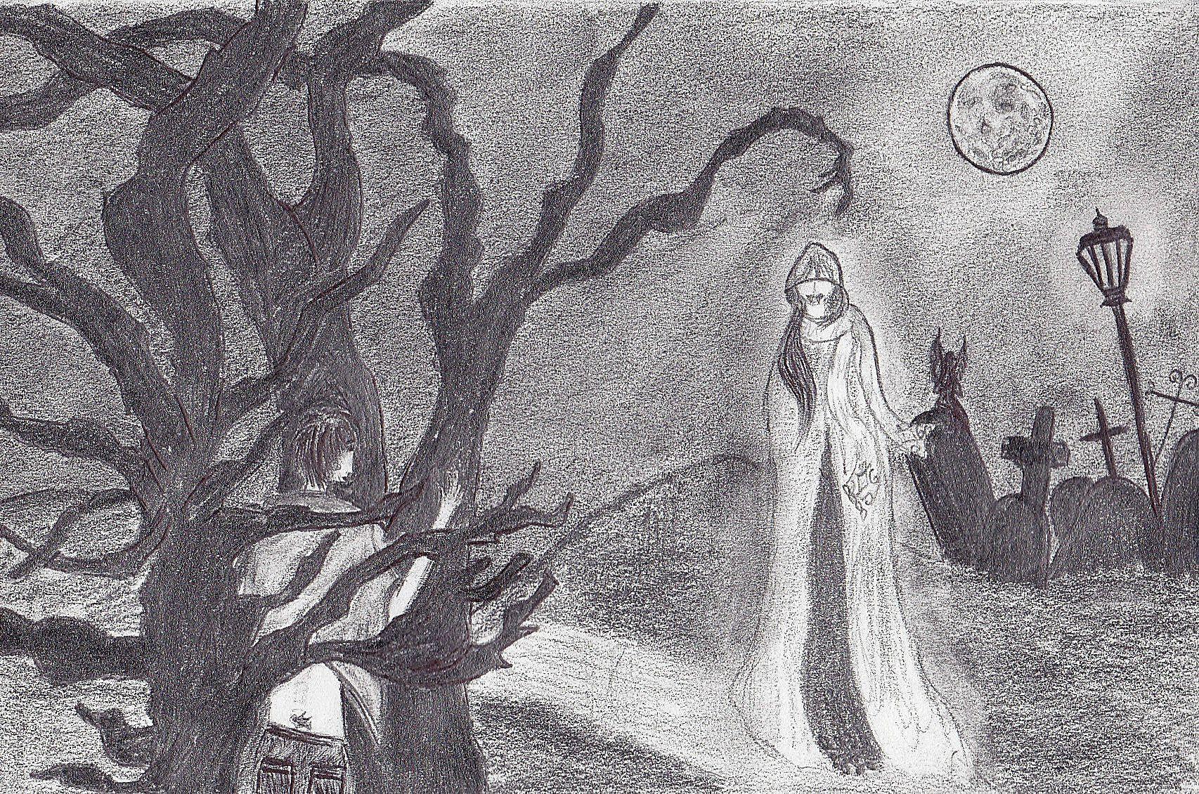 1. La sorcière.