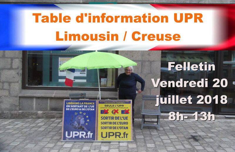 OUTIL TABLE INFO LIMOUSIN CREUSE