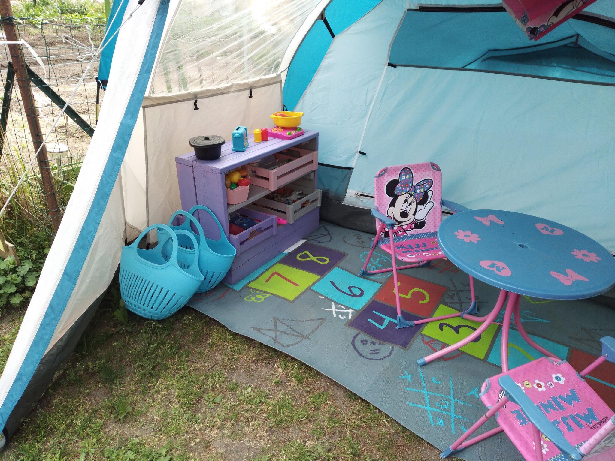 petite cuisine dans la tente1