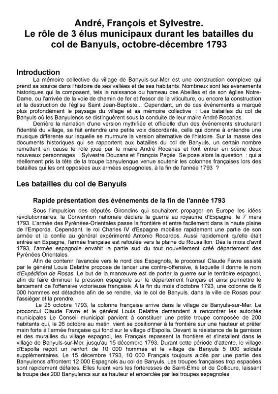 Article - André, François et Sylvestre - 1793-page-001