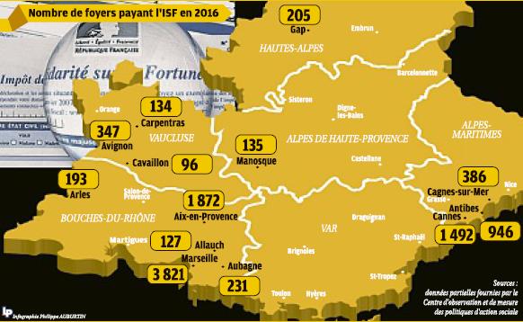 statistiques démographie ISF