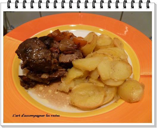 Ragoût de chevreuil et pommes de terres2