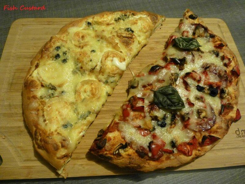 Pâte à pizza épaisse Pan (4)