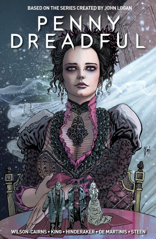 titan penny dreadful vol 01 TP