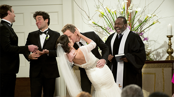 how i met your mother the end of the aisle