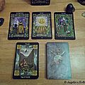 The sacred Circle Tarot 4 - Blog ésotérique Samhain Sabbath