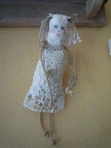 Hossanna's doll