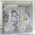 Blanc comme neige... pour style shabby