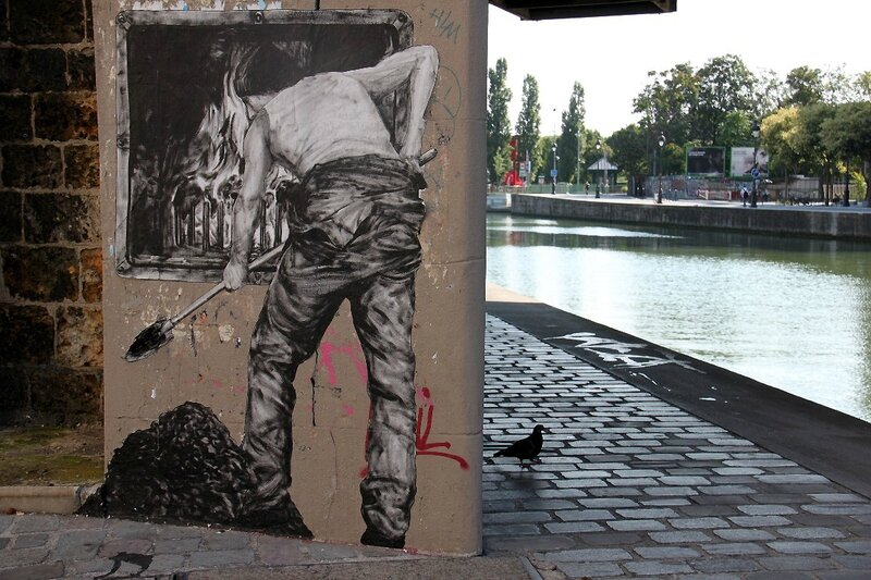 9-Collage Levalet, canal de l'Ourcq_4820