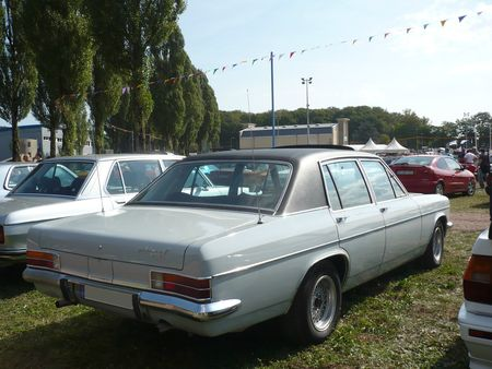OPEL Admiral B 2800E 1971 Créhange (2)