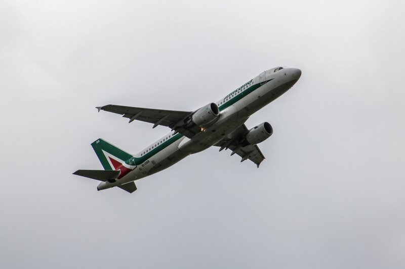 Airbus A320 d'Alitalia