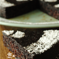 Du quinoa & du chocolat dans un gâteau très moelleux et hyper léger ...
