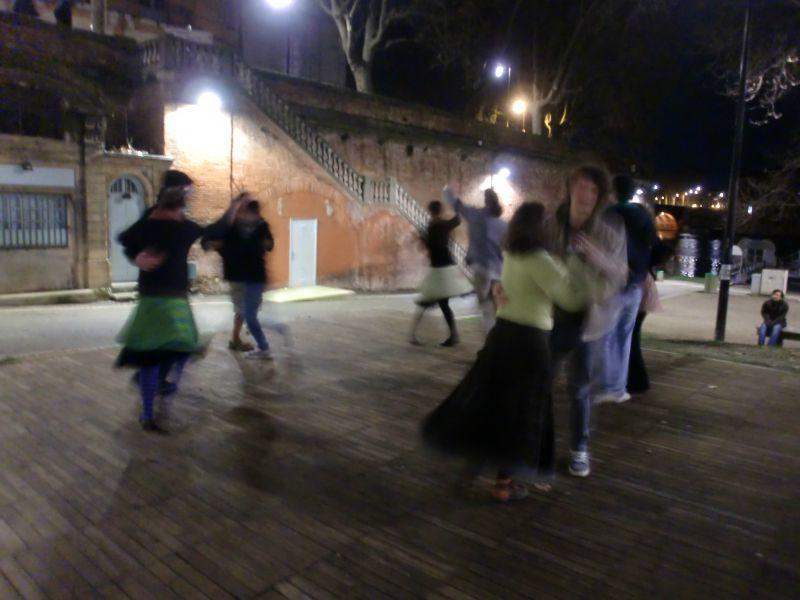 Bal Sauvage à Toulouse