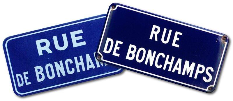Rue de Bonchamps