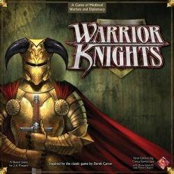 Boutique jeux de société - Pontivy - morbihan - ludis factory - Warrior knights