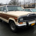 Jeep wagoneer limited 4x4 1980 à 1981