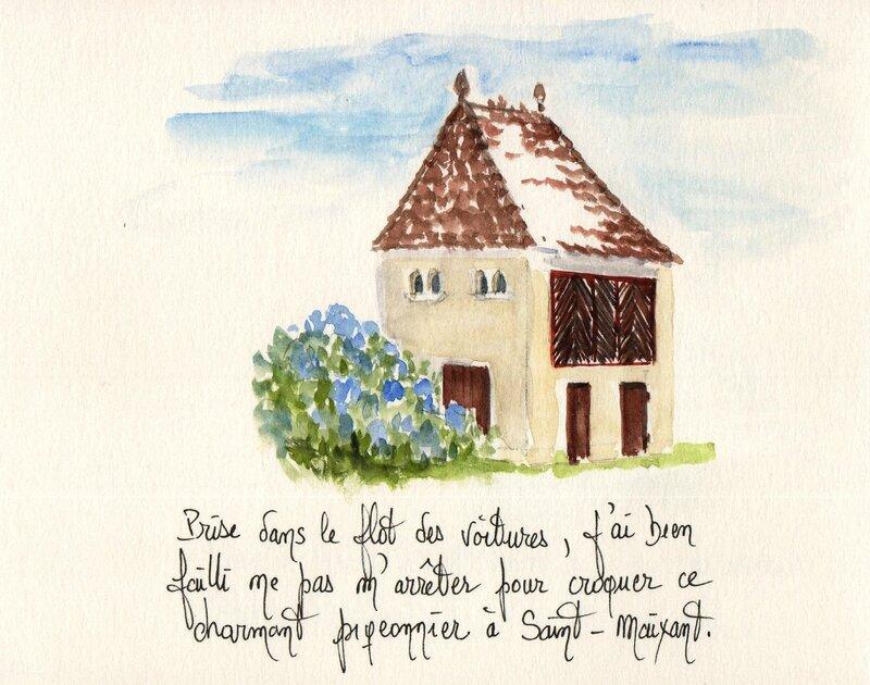 103 Pigeonnier Saint Maixant